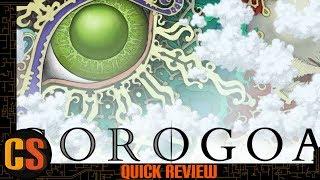GOROGOA - PS4 QUICK REVIEW