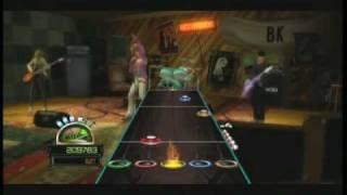 Guitar Hero World Tour Ramblin Man FC 100%
