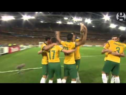 Socceroos lift Asian Cup after dramatic extra-time win over South Korea - video