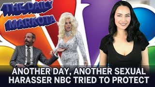 SHOCKER: NBC Turns A Blind Eye to Sexual Harassment