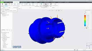 Creo Simulation Live für die Simulation von Schnapphaken