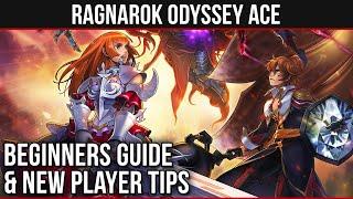 Ragnarok Odyssey Ace Beginners Guide