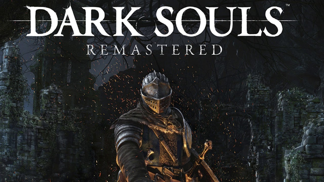 All info about dark souls remastered in short youtube