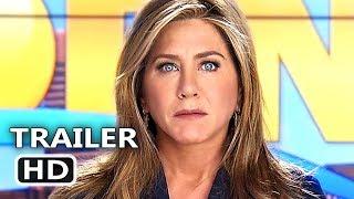 The Morning Show Official Trailer (2019) Jennifer Aniston, Steve Carell Apple Tv   Series Hd