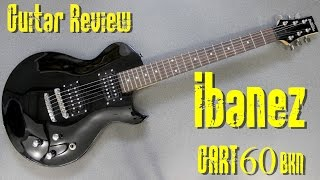 ibanez gart60 bkn review guitar 254