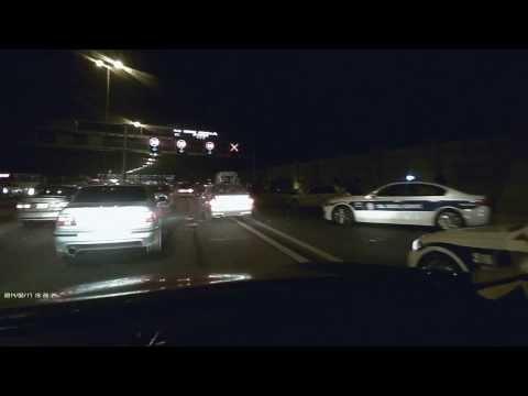Car Crash. Baku