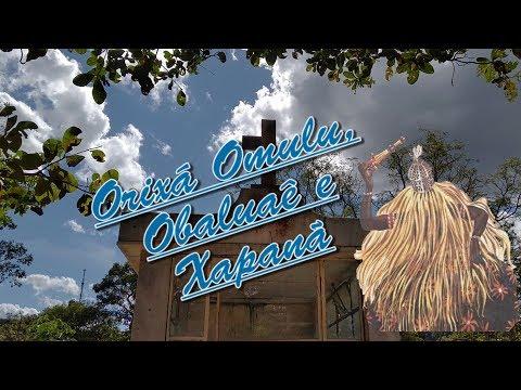 Orixás e Entidades - Omulu, Obaluaê e Xapanã