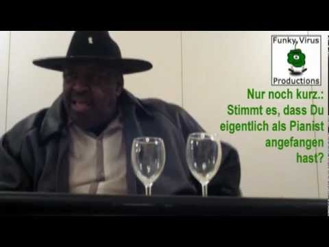 Magic Slim - Interview - Funky Virus Talk - 24.03.2010