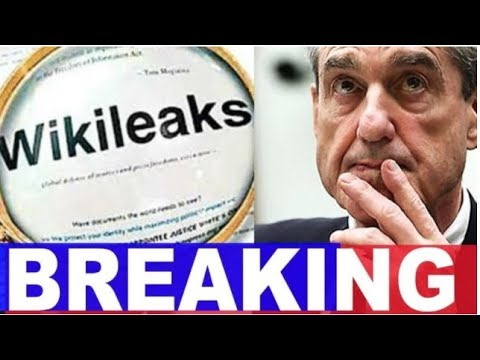 Download Youtube: WIKILEAKS GOES BRUTAL ON MUELLER! THIS COULD BE A GAME OVER!