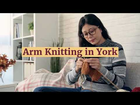 Arm Knitting in york