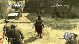 Assassin's Creed 2 - 50 Feathers Reward: Condottiero War Hammer [HD]