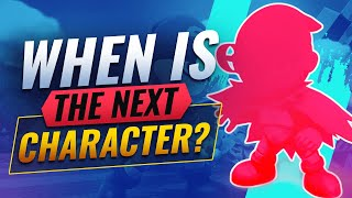 The Details on Smash Ultimate's Next Character...