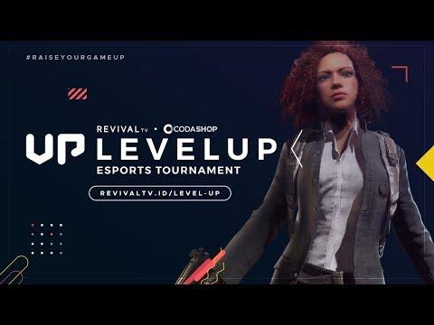 [LIVE PUBGM] RevivaLTV • CODASHOP - Level Up! Esports Tournament Wave 2 Day 3