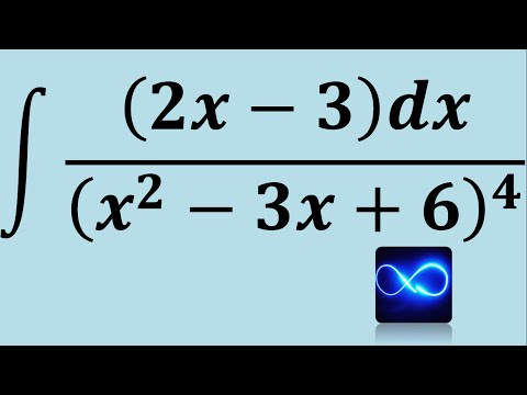 INTEGRAL POR SUSTITUCIÓN O CAMBIO DE VARIABLE (Ejercicio 2/21) from YouTube · Duration:  6 minutes 13 seconds