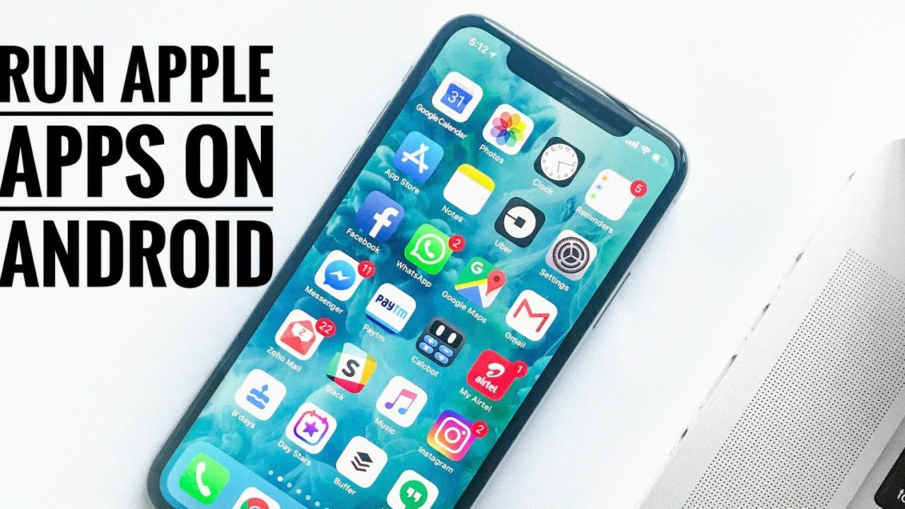 android emulator for ios download