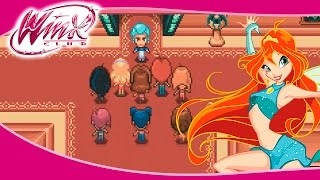 Let's Play Winx Club GBA - Welcome to Alfea [Part 1]