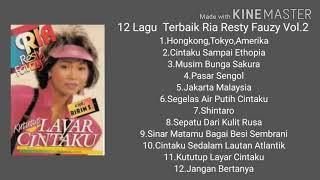 12 Lagu Terbaik Ria Resty Fauzy Vol.2