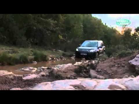 Review - Land Rover Freelander 2
