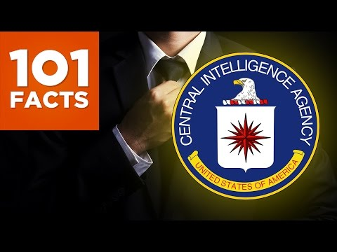 101 Facts About The CIA