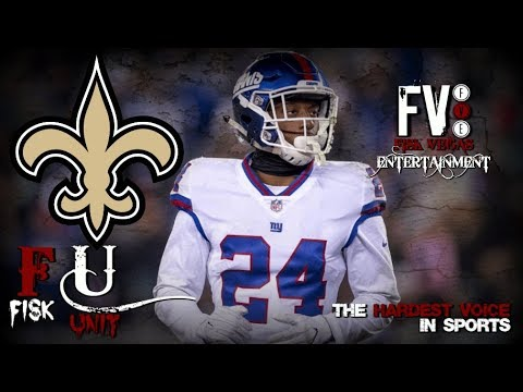 BREAKING NEWS! Giants trade Eli Apple to the Saints smh we traded the wrong Eli