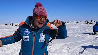 Рыбалка команды Кубка на Сахалине