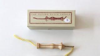 Инструмент для ковровой вышивки. Ковровая игла.