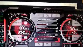 Прошивка MSI Rx 580 8gb Gaming X