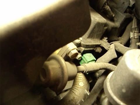 Cam Position Sensor Replacement Nissan Murano 3 5l Youtube