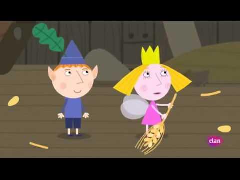 El pequeño reino de Ben y Holly 1x08 - El molino de viento duende