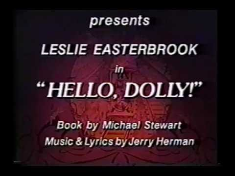"""Hello Dolly,"" (1994), Santa Barbara Civic Light Opera"