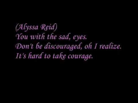 True Colors (lyrics) - Artists Against Bullying