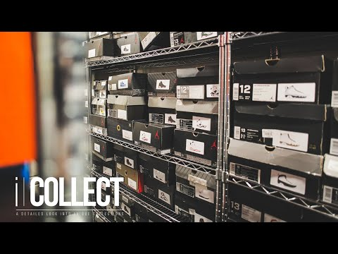 Jared Cunningham's Insane Nike LeBron Collection, Pt. 1 | iCollect