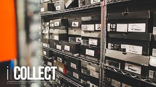 Inside NBA Player Jared Cunningham's Insane Sneaker Collection, PART 1 | iCollect