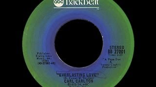 Carl Carlton ~ Everlasting Love 1974 Disco Purrfection Version