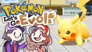 Unser erster Kampf! | 02 | Pokémon Lets Go: Evoli