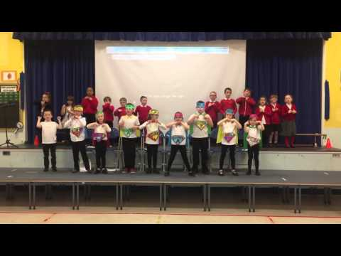 P2/3 assembly : RIGHTS song