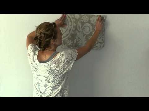 Episode 13 | Fabric Wallpaper Tutorial