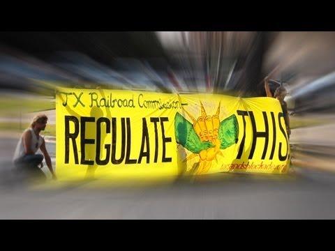 National Tar Sands Blockade Solidarity Rally in Austin, TX