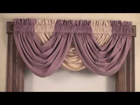 waterfall valance pattern waterfall valance 7942
