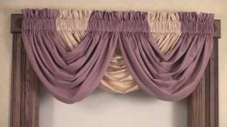 Repeat youtube video Waterfall Valance