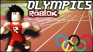 Roblox | Minh won the Olympic Gold medal | ROBLOX Olympics 2018 | MinhMaMa