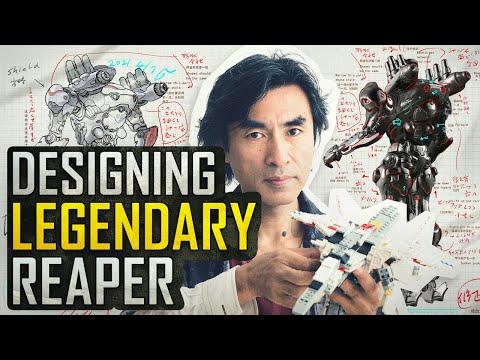 Making of Reaper - Ashura feat. Shōji Kawamori | Call of Duty®: Mobile