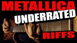 TOP10 METALLICA UNDERRATED RIFFS
