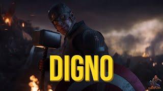 Steve Rogers  Digno | HD