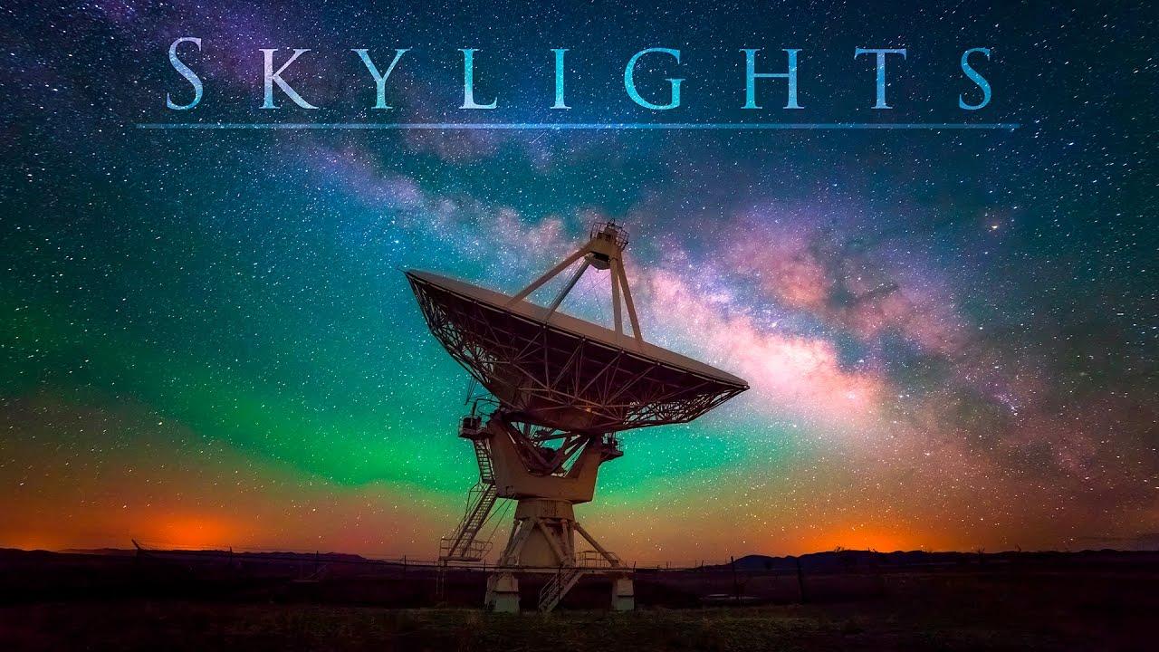 Skylights - Timelapse Video by Knate Myers
