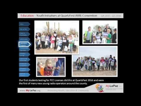 My La Paz - Annual Report - 2016