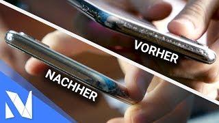 KRATZER Aus Dem IPhone X Rahmen ENTFERNEN