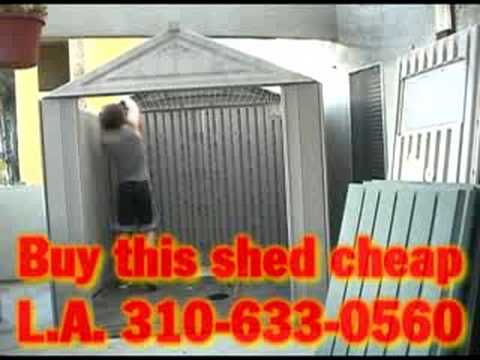 how to build a shed for winnipeg weather