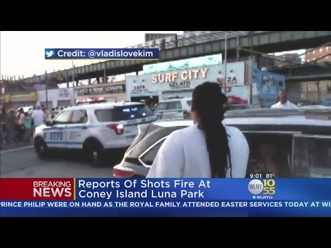 Unconfirmed Reports Of Shots Fired Spark Panic On Coney Island