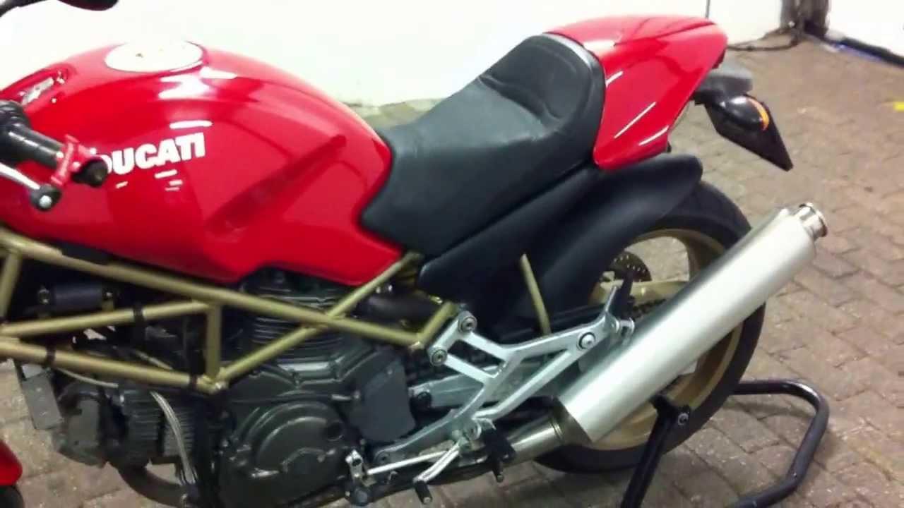 Ducati Monster Ie